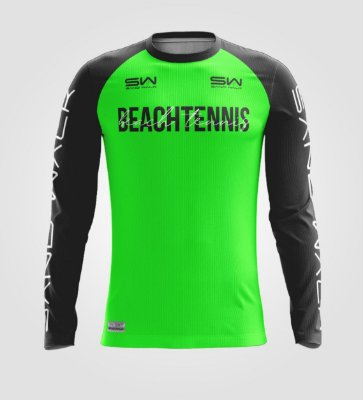 Camisa Manga Longa | Masculina | Beach Tennis | Colors | Verde