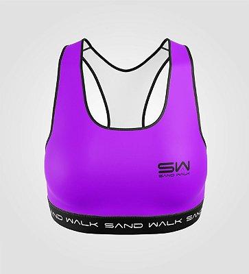 Top Treino | Beach Tennis | Colors | Purple