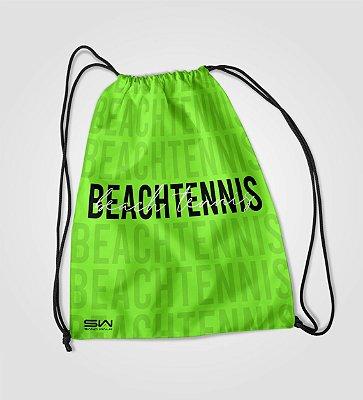 Sacola Treino | Beach Tennis | Verde