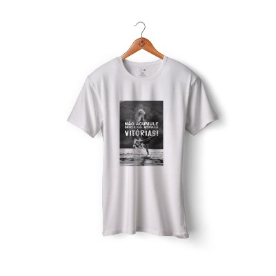 Camiseta Sand Walk | Acumule vitórias