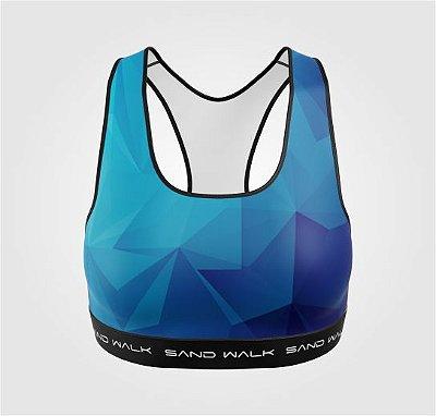 Top Treino | Feminino | Azul
