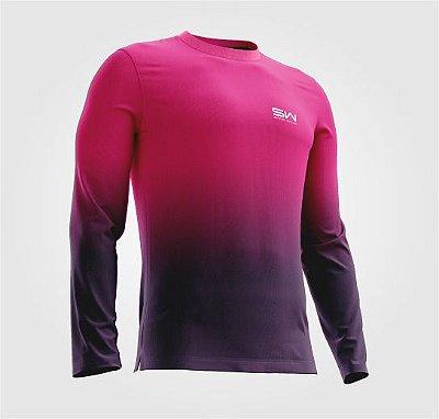 Camisa Térmica | Manga Longa | Beach Tennis| Pink