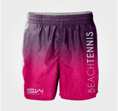 Shorts Masculino | Beach Tennis | Pink