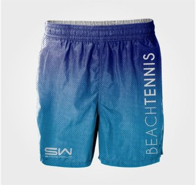 Shorts Masculino | Beach Tennis | Azul