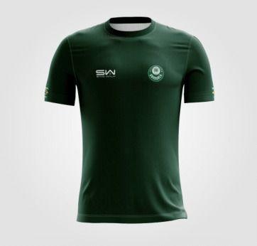 Camiseta Masculina | Coleção Manto | Verde Escura