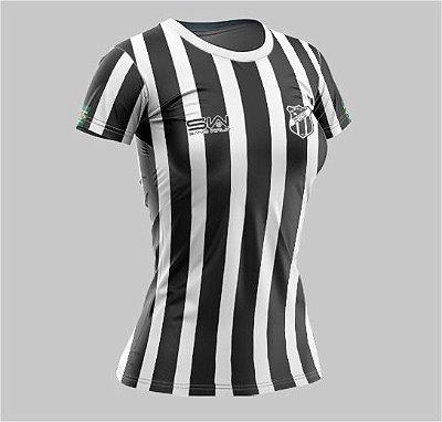 Camiseta Feminina | Coleção Manto | Branca e Preta
