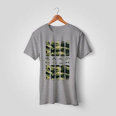 Camiseta Sand Walk | Camuflada