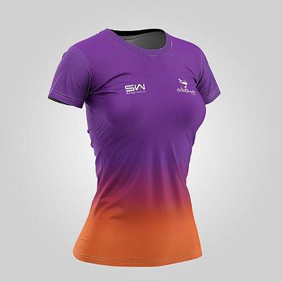 Camiseta Feminina | Térmica | Coleção Kath Guedes SW