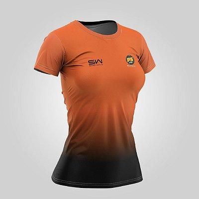 Camiseta Feminina | Térmica | Coleção Paulo Sales SW