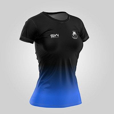 Camiseta Feminina | Térmica | Coleção Victor Real SW