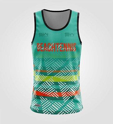 Regata Masculina | Beach Tennis | Coleção Voleio