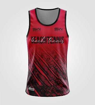 Regata Masculina | Beach Tennis | Coleção Revés