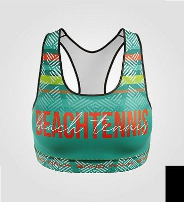 Top Treino | Beach Tennis | Coleção Voleio