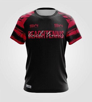Camiseta Masculina | Beach Tennis | Coleção Smash