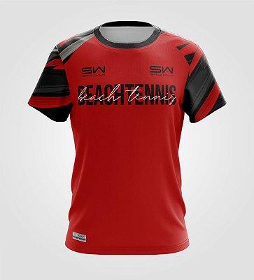 Camiseta Masculina | Beach Tennis | Coleção Lob