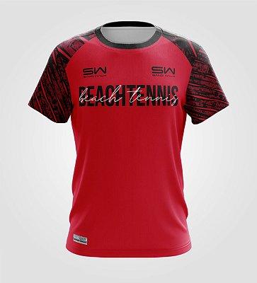Camiseta Masculina | Beach Tennis | Coleção Revés
