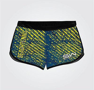 Shorts Feminino | Beach Tennis | Coleção Drop Shot
