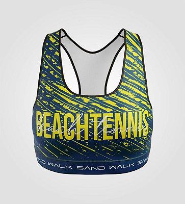Top Treino | Beach Tennis | Coleção Drop Shot