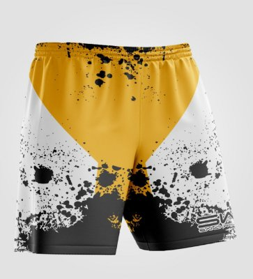Shorts Masculino | Modelo Treino | Attack Yellow