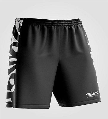 Shorts Masculino | Modelo Treino | Graffiti Branco