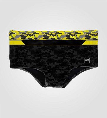 Sunga Adulto | Warrior Yellow