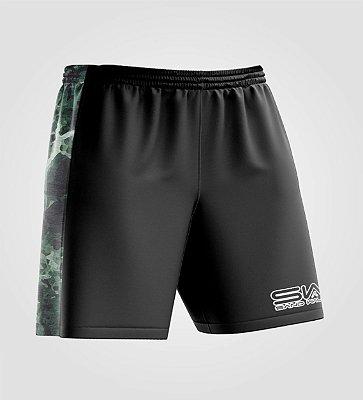 Shorts Masculino | Modelo Treino | Militar