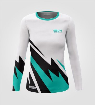 Camisa Térmica Feminina | Manga Longa | Racing