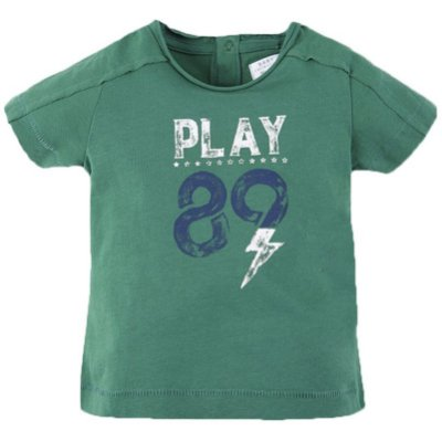 Camiseta Verde Play 89 Brotes