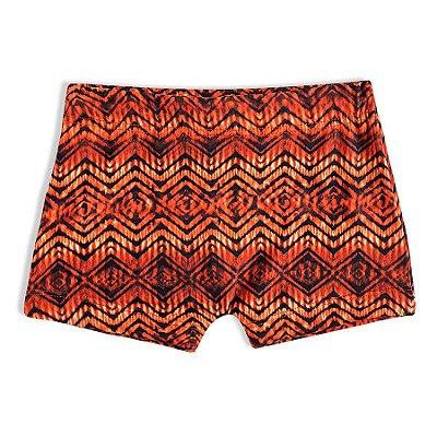 Shorts Praia Laranja Tip Top