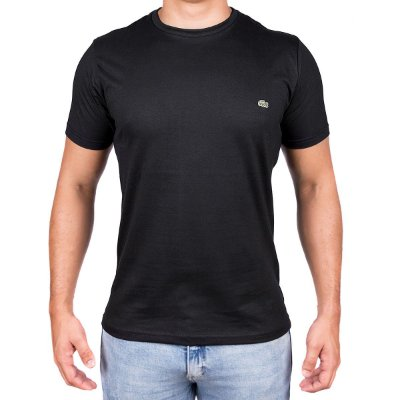 Camiseta Masculina - Lac Croco Preta