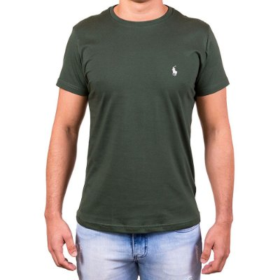 Camisetas Masculinas - Da Polo Verde
