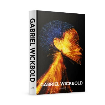 Livro Gabriel Wickbold - I am Light