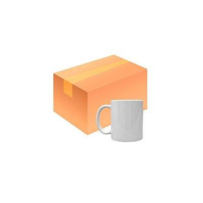 Caixa Caneca Cerâmica AAA+ para Sublimação (36 UNIDADES)