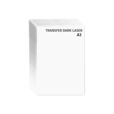 Papel transfer dark A3 170g - 125 folhas