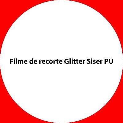 Filme de Recorte Glitter Siser PU