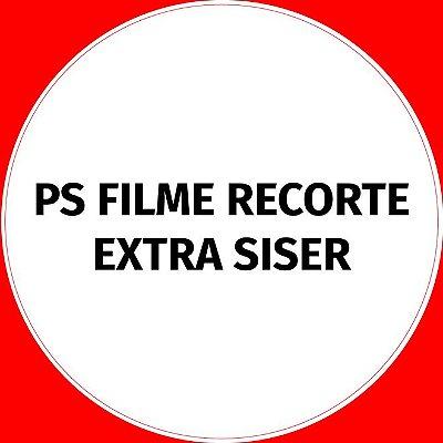 P.S. Filme Recorte Extra Siser