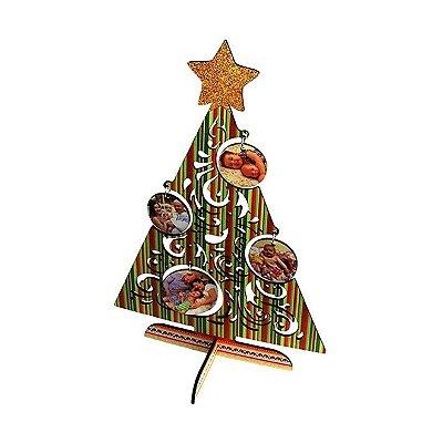Árvore de Natal em MDF para Sublimação A3