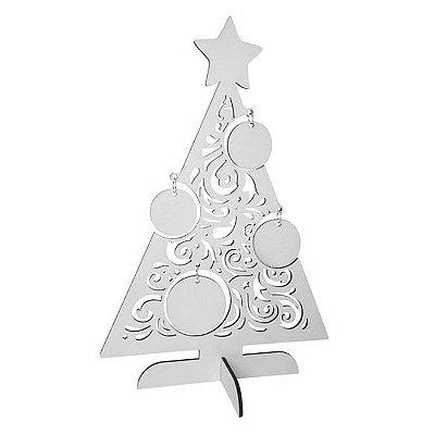 Árvore de Natal em MDF A4 para Sublimação