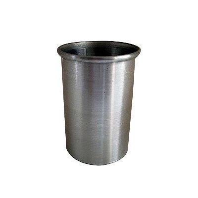 Copo de Alumínio para Sublimação Prata