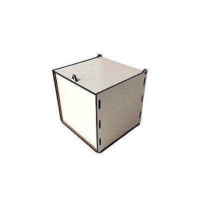 Caixa de Caneca MDF Encaixe-Cole