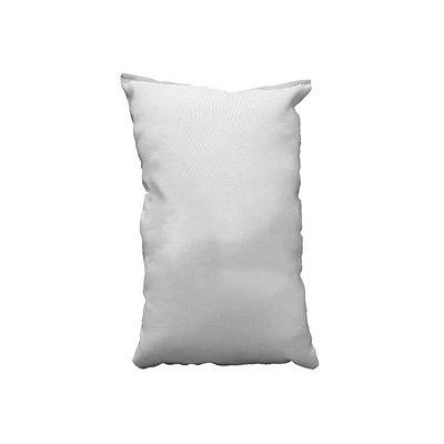 Almofada 20x30 cm com Enchimento para Sublimação
