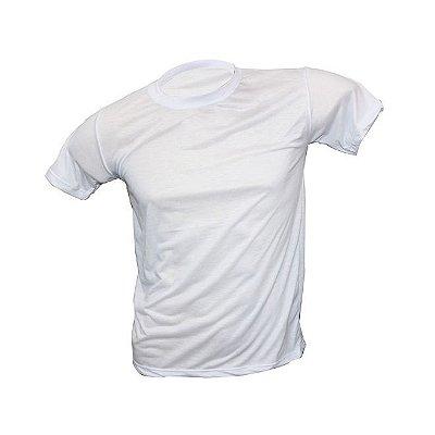Camiseta Infantil Poliéster (100% Sublimável)