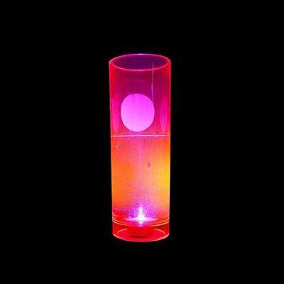 Copo Long Drink LED Acrílico