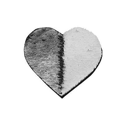 Folha de Aplique Mágico Coração