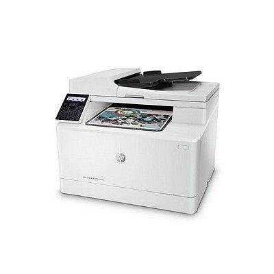 Impressora Multifuncional HP Color LaserJet Pro série M180