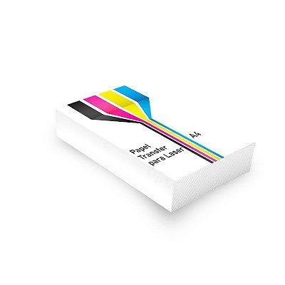 Papel Transfer para Laser A4 (10 folhas)