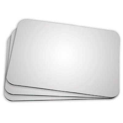Mouse Pad Neoprene Retangular (10 unidades)