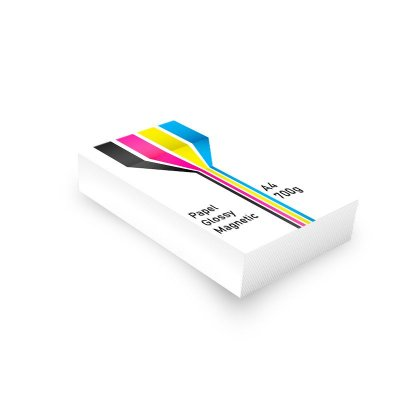 Papel Glossy Magnetic 700g A4