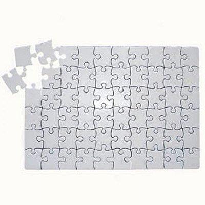 Quebra Cabeça A4 60 peças (5 Unidades)