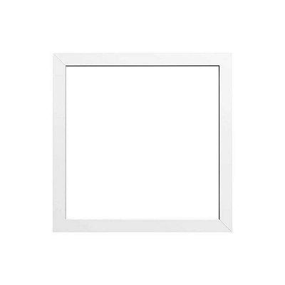 Moldura MDF Branca 15x15 cm Pronta